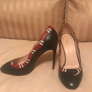 Gucci pumps. Perfect condition/never worn